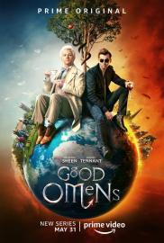 Good Omens / Buenos Presagios - Poster