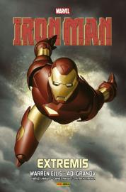 Iron Man Extremis - Portada