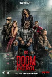 Doom Patrol Poster