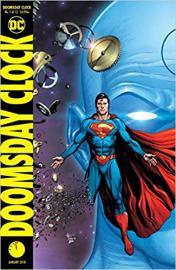 El reloj del Juicio Final  (Doomsday Clock) - Poster