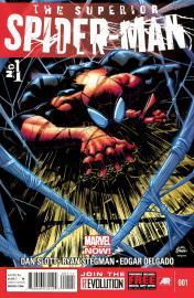 Superior Spider-man - Portada