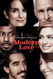 Cartel de Modern Love