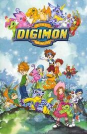 Digimon Adventure Portada Ficha