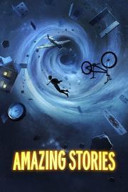 Cartel de Amazing Stories