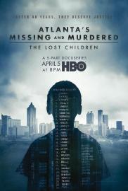 Cartel de Crimen y desaparición en Atlanta: los niños perdidos