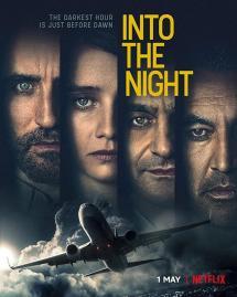 Cartel de Into the Night