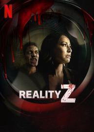 Cartel de Reality Z