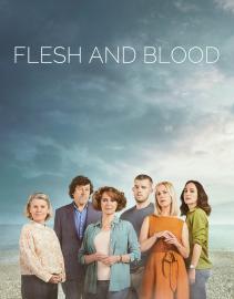 Cartel de Flesh and Blood