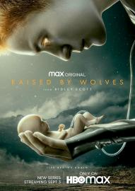 Cartel de Raised by Wolves