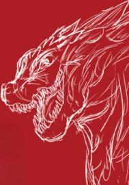 Godzilla Singular Point cartel