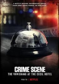 Escena del crimen Desaparición en el hotel Cecil cartel