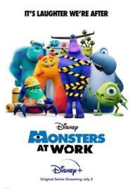 Monsters at Work cartel