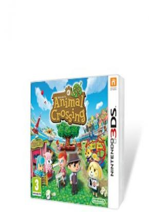 Animal Crossing New Leaf 3ds Hobbyconsolas Juegos