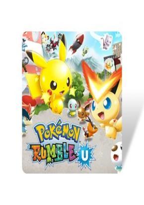 Pokemon Rumble U Wii U Hobbyconsolas Juegos