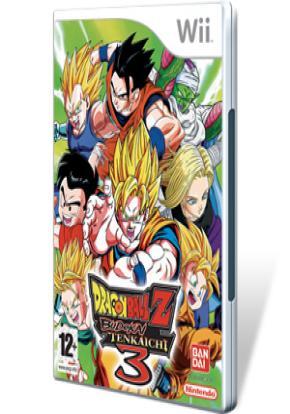 Dragon Ball Z Budokai Tenkaichi 3: Wii, PS2 - HobbyConsolas