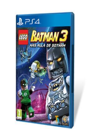Lego Batman 3 Mas Alla De Gotham Xbox 360 Xbox One 3ds Wii U