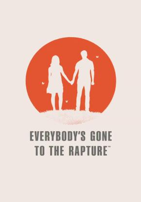 Caratula - Everybody's gone to the Rapture