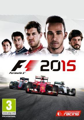 Caratula - F1 2015