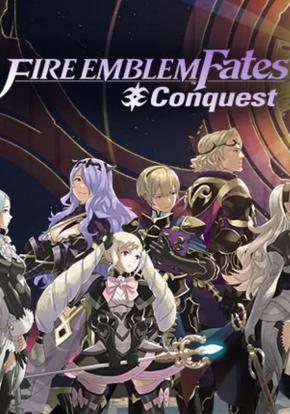 Caratula - Fire Emblems Fate Conquista