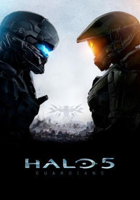 Caratula - Halo 5 Guardians
