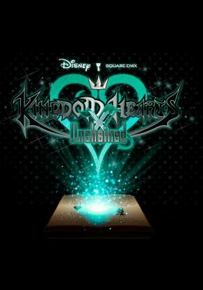 Caratula - Kingdom Hearts Unchained X