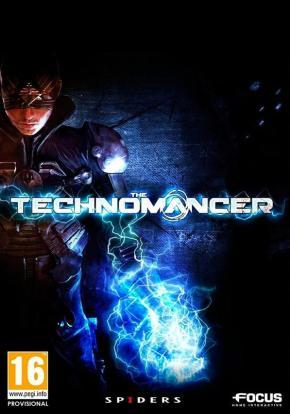 Caratula - The Technomancer