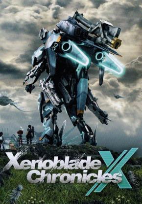 Caratula - Xenoblade Chronicles X