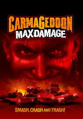 Carmageddon: Max Damage - Carátula