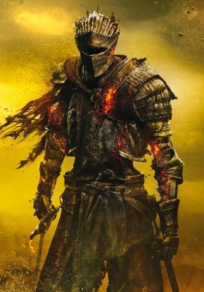 Dark Souls 3 - Carátula