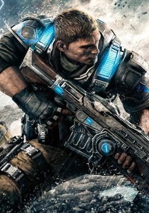 Gears of War 4 - Carátula