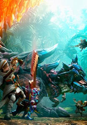 Monster Hunter Generations - Carátula