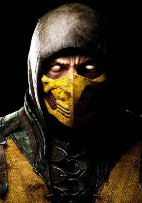 Mortal Kombat X - Carátula