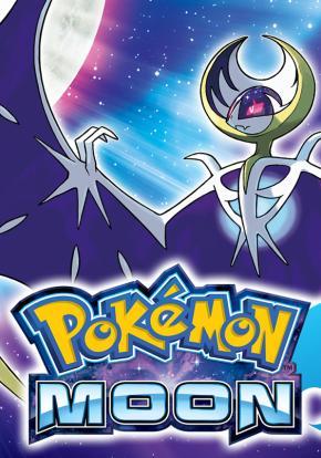 Pokémon Luna - Carátula
