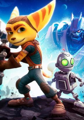 U Ratchet Video Ratchet & Clank (2...