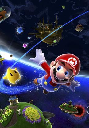 Super Mario Galaxy Wii Hobbyconsolas Juegos
