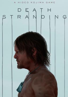 Death Stranding - Carátula