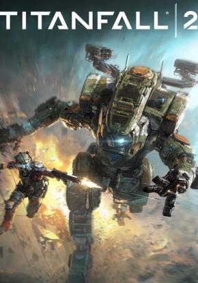 Titanfall 2 - Carátula