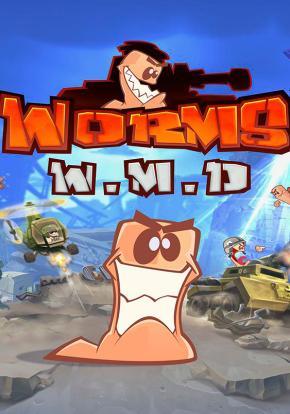Worms WMD - Carátula