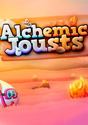 Alchemic Jousts - Carátula