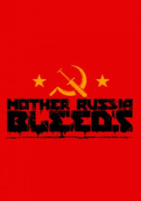 Mother Russia Bleeds - Carátula