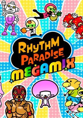 Rhythm Paradise Megamix - Carátula