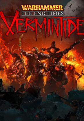 Warhammer: End Times - Vermintide - Carátula