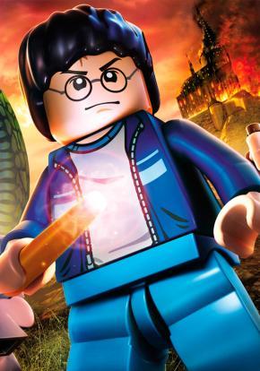 Colección LEGO Harry Potter - Carátula