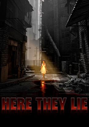Here They Lie - Carátula