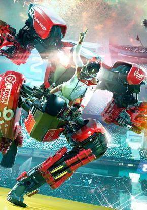 RIGS: Mechanized Combat League - Carátula