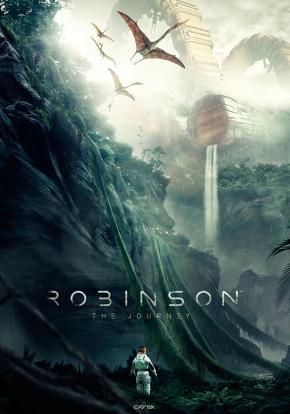 Robinson: The Journey - Carátula
