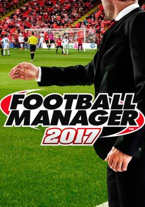 Football Manager 2017 - Carátula