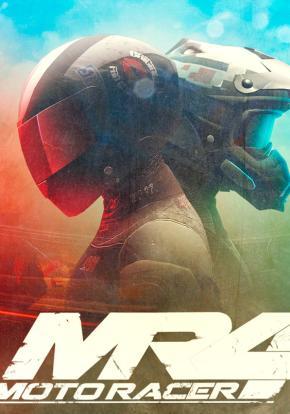 Moto Racer 4 - Carátula