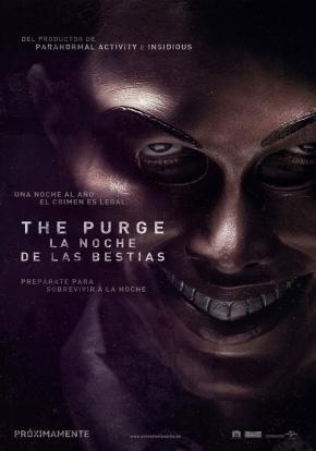 The purge: La noche de las bestias