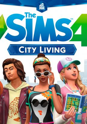 Los Sims 4 Urbanitas - Carátula